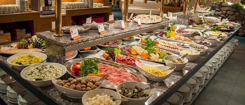 Alexandra Hotel, Loen, Norway - breakfast buffet.jpg
